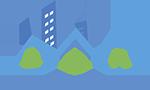 Выборгский фонд недвижимости Logo